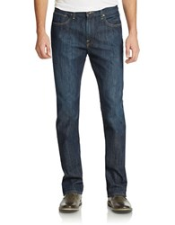 Lucky Brand Murrell Classic Fit Jeans Blue