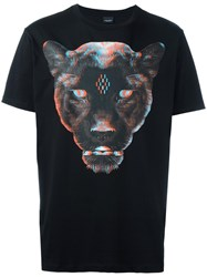 Marcelo Burlon County Of Milan 'Rufo' T Shirt Black