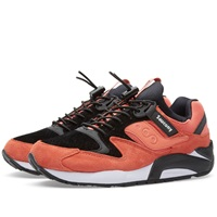 Saucony Grid 9000 Premium 'Bungee Pack' Coral And Black