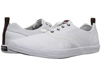 Sperry Flex Deck Cvo White Men's Lace Up Casual Shoes