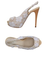 Giancarlo Paoli Sgn Sandals Beige