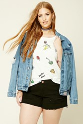 Forever 21 Plus Size Graphic Tee