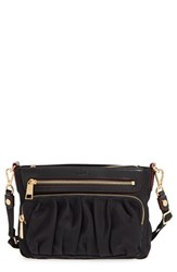 M Z Wallace Mz 'Abbey' Bedford Nylon Crossbody Bag