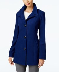 Inc International Concepts Stand Collar Peacoat Only At Macy's Ink