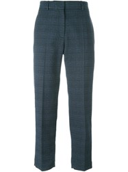 Christian Wijnants 'Piro' Tailored Trousers Blue