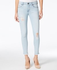 Kut From The Kloth Connie Ripped Skinny Ankle Jeans Aspiration