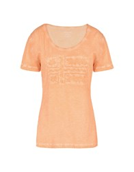 Napapijri T Shirts Orange