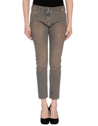 Aniye By Denim Pants Grey