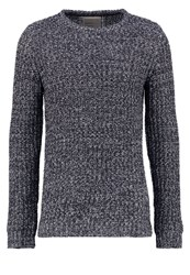 Revolution Jumper Grey Mottled Grey