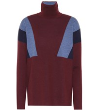 Lndr Supernatural Merino Wool Sweater Red