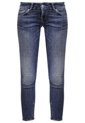 Only Onlcoral Slim Fit Jeans Medium Blue Denim