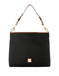 Dooney And Bourke Courtney Leather Bag Black