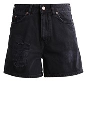 Dr. Denim Dr.Denim Shorts Black Retro Black Denim