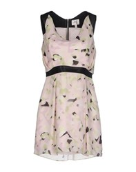 Milly Dresses Short Dresses Women Light Pink