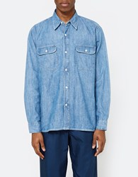 Our Legacy Denim Shirt Rinsed Washed Rinse Wash