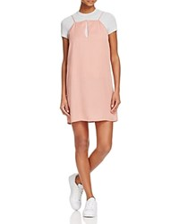 The Fifth Label Harmony Dress Dusty Rose