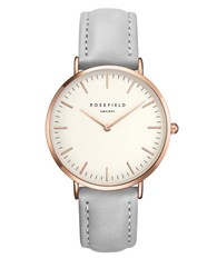 Rosefield The Bowery Analog Strap Watch