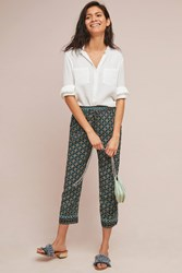 Anthropologie Geometric Joggers Assorted