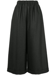 Daniela Gregis Wide Leg Trousers Green
