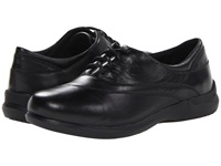 Aravon Francesca Black Women's Lace Up Casual Shoes