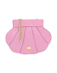 Boutique Moschino Handbags Pink