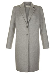 Hobbs Chloe Coat Grey