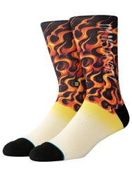 Stance No Angel Socks Multicolor