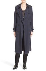 The Kooples Women's Double Breasted Trench Coat