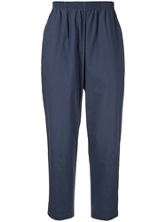 Tomorrowland Elasticated Trousers Blue