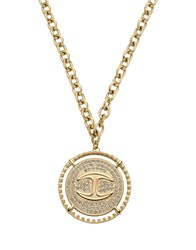 Just Cavalli Jewellery Necklaces Women Gold