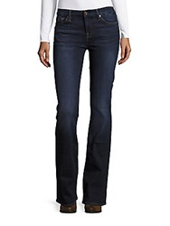 7 For All Mankind Kemmie Bootcut Jeans Heritage Blue