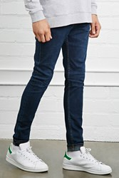 Forever 21 Clean Wash Skinny Jeans