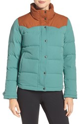 Patagonia Women's 'Bivy' Water Repellent Down Jacket