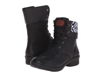 Keen Tyretread Lace Boot Black Women's Lace Up Boots