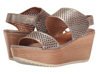 Trask Phoebe Pewter Women's Flat Shoes