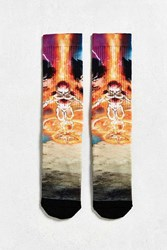 Urban Outfitters Dragon Ball Z Character Sock Multi