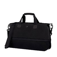 Victorinox Werks 5.0 Carryall Tote With Drop Down Expansion Black