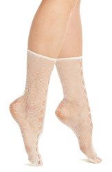Lemon Women's Sundance Socks White Sand