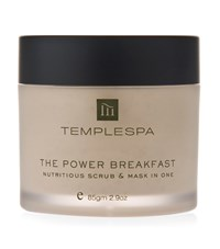 Temple Spa The Power Breakfast Nutritious Scrub And Mask Female