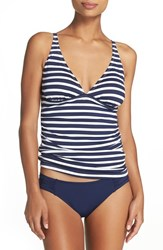 Tommy Bahama Women's Stripe Tankini Top