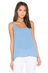 Jack By Bb Dakota Halia Top Blue