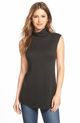 Women's Nic Zoe Everyday Turtleneck Top Phantom Mix