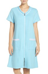 Eileen West Women's Zip Robe