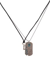 Icon Brand Glendale Necklace Multi Copper