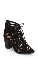 Very Volatile Women's Anabelle Cutout Lace Up Sandal