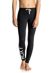 Roxy Stay On Fitness Tights Black