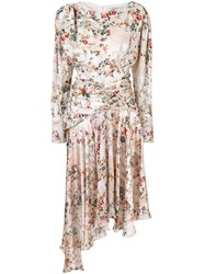 Preen By Thornton Bregazzi Kay Dress Nude And Neutrals
