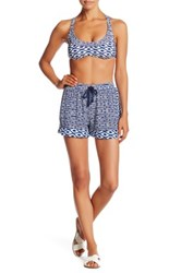 Sperry Island Time Short Blue