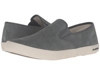 Seavees 02 64 Baja Slip On Varsity Charcoal Men's Shoes Gray