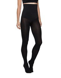 Yummie Tummie Margeaux High Waist Shaping Tights Black